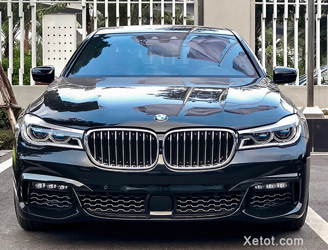 Đánh giá xe BMW 750li 2020 kèm giá bán 03/2020