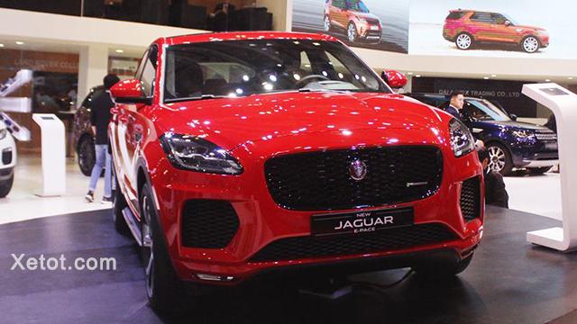 Đánh giá xe Jaguar E Pace 2020: Chiến binh đường trường