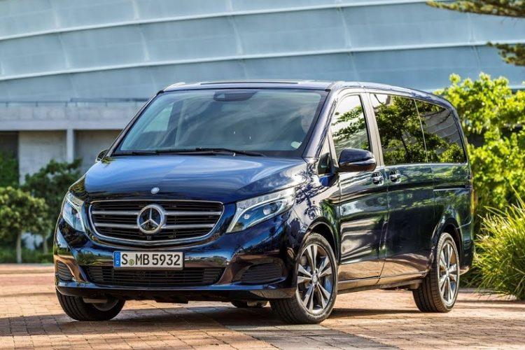 """Mercedes Benz V-Class 2020 – """"Siêu sao"""" sáng giá trong phân khúc MPV hạng sang tại Việt Nam"""