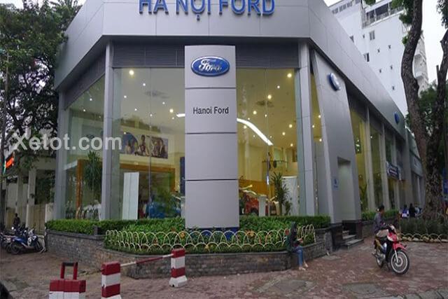 Giới thiệu đại lý Hà Nội Ford