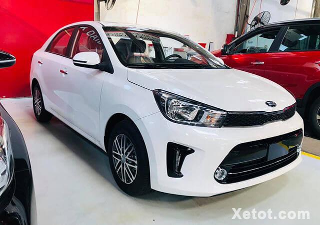 Chi tiết Kia Soluto MT Deluxe 2020: bản số sàn giá bán hấp dẫn, tiện nghi vượt bậc