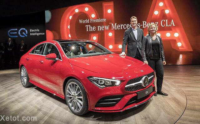 Thế hệ thứ 2 của Mercedes-Benz CLA Coupe đánh dấu một bước tiến mới, nâng tầm mẫu xe này trong phân khúc xe hạng sang cỡ nhỏ nhờ hàng loạt công nghệ hiện đại từ các mẫu xe đàn anh.