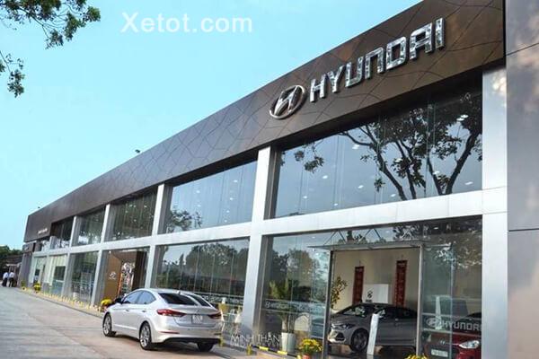 Hyundai Trường Chinh tọa lạc tại địa chỉ số 04A Trường Chinh, Phường 15, Quận Tân Bình, TP.HCM.