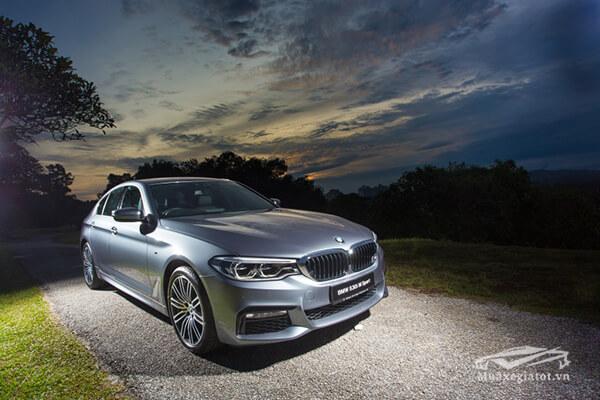 Đánh giá xe BMW 530i 2020 kèm giá bán 03/2020