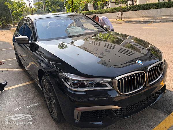 Đánh giá xe BMW M760Li 2020 kèm giá bán 03/2020
