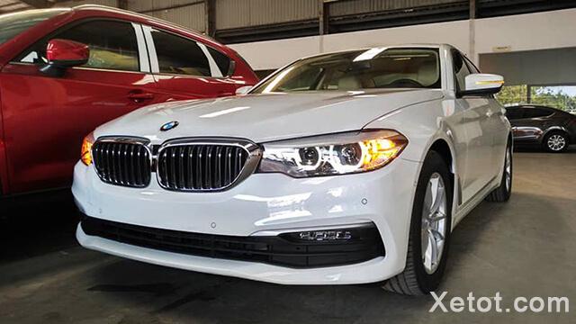 Đánh giá xe BMW 520i 2020 kèm giá bán 03/2020
