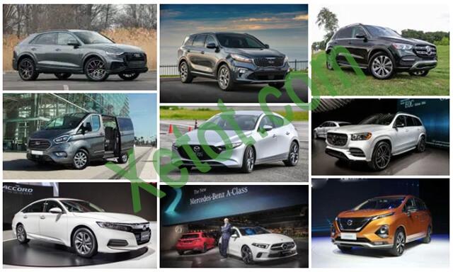 9 mẫu ô tô sẽ ra mắt khách hàng Việt vào những tháng cuối năm 2019