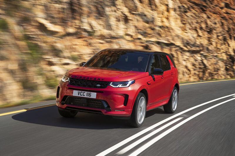 Land Rover Discovery Sport 2020 - SUV việt dã và đa dụng