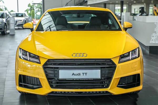 Đánh giá Audi TT Coupe 2020, Chặng đường 20 năm