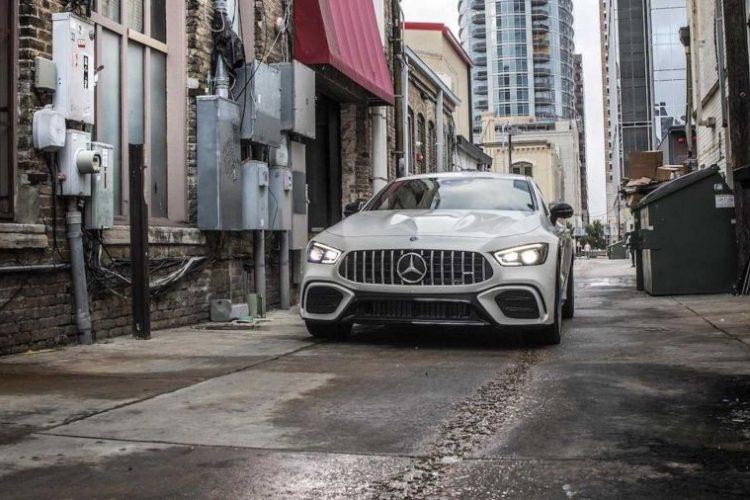 Chi tiết siêu phẩm Mercedes-AMG GT 53 4Matic+ 4Door Coupe 2020