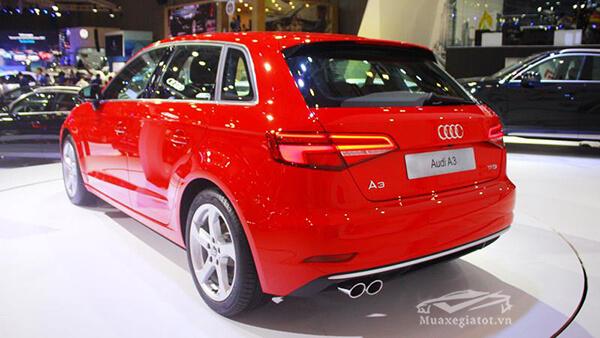 Giá xe Audi A3 2021: thông số, giá lăn bánh, khuyến mãi ...