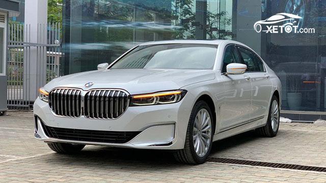Đánh giá xe BMW 740Li 2020 – Tự tin chinh phục giới thượng lưu Việt