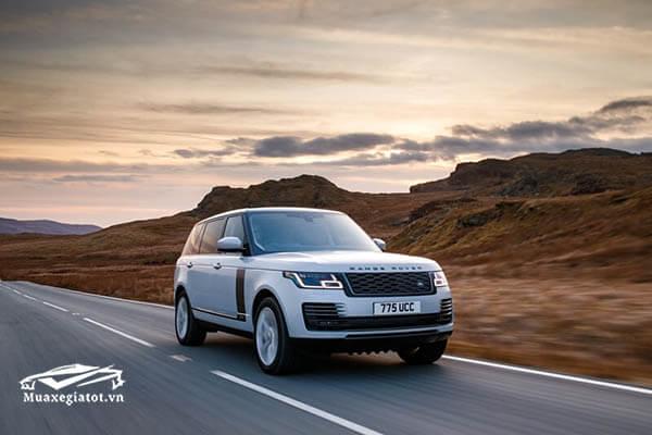 Đánh giá Land rover Range Rover 2020 mới, Đỉnh cao của khả năng chế tạo