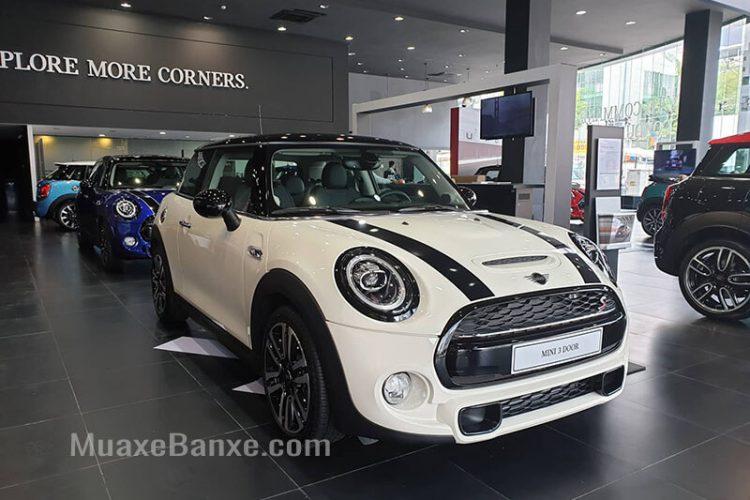 """Đánh giá xe Mini Cooper 3 cửa 2020, """"The Beatles"""" của làng xe sang"""