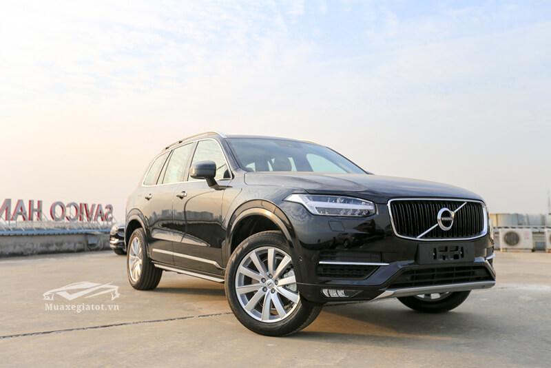 gia xe volvo xc90 2020 Xetot com 16 - Đánh giá xe Volvo XC90 2021, Đỉnh cao công nghệ Thụy Điển