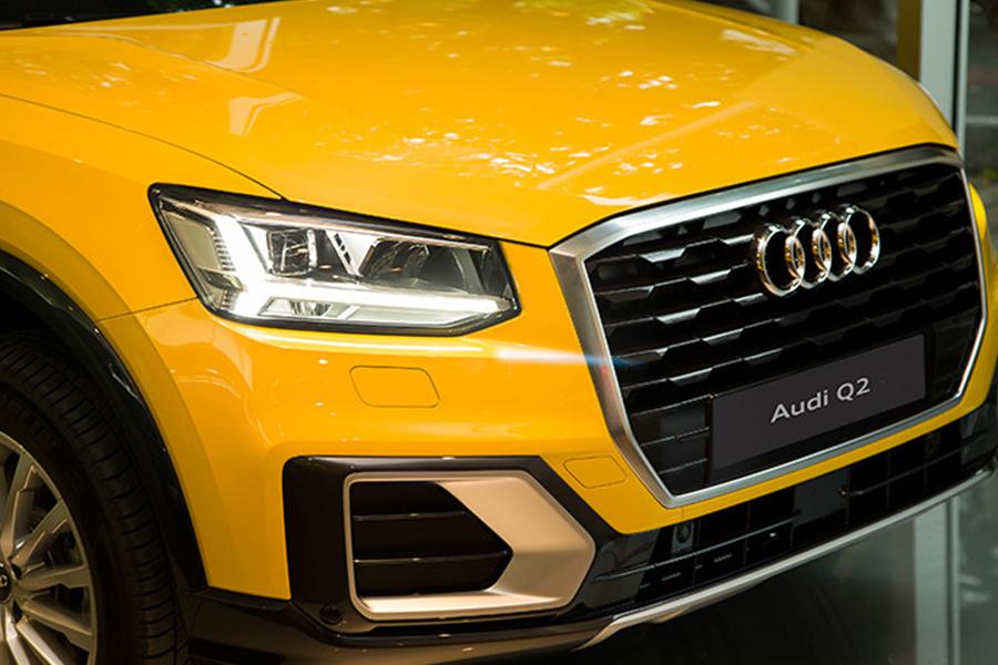 ngoai that audi q2 2020 Xetot com 02 61692j - Đánh giá xe Audi Q2 2021, Bản lĩnh kẻ khởi đầu
