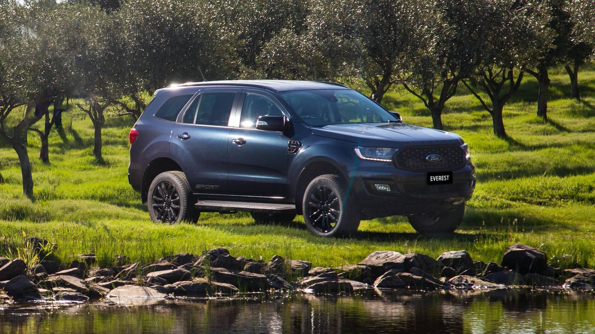 2020 ford everest sport australia spec 1 - Chi tiết xe Ford Everest Sport 2021 - Xứng đáng để mong đợi