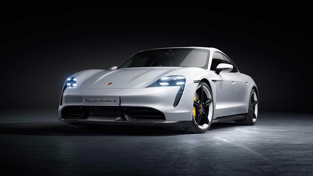 """2020porschetaycan 8 - Đánh giá Porsche Taycan 2021 - """"Tuấn mã"""" dũng mãnh của kỷ nguyên xe điện"""