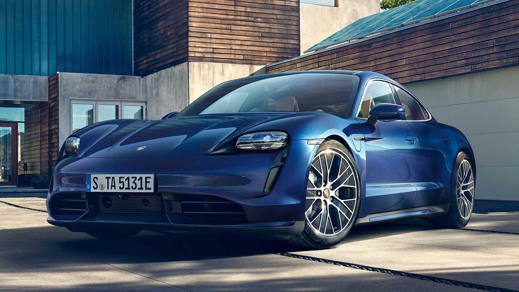 """2020porschetaycan 9 - Đánh giá Porsche Taycan 2021 - """"Tuấn mã"""" dũng mãnh của kỷ nguyên xe điện"""