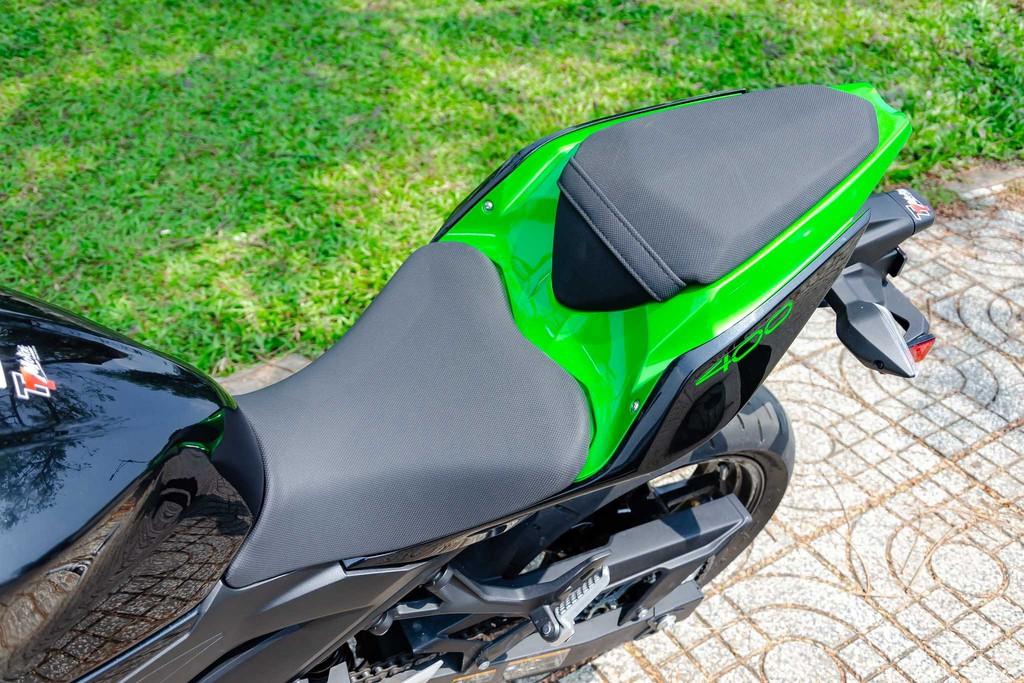 Kawasaki Z400 18 Xetot 1 - Đánh giá Kawasaki Z400 2021: Naked bike trẻ trung đối đầu Honda CB300R