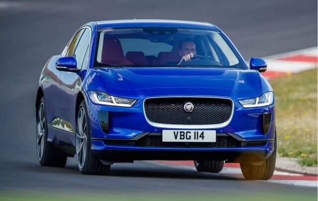 dau xe jaguar i pace muaxegiatot vn - Đánh giá xe Jaguar I-Pace 2021 - Cảm xúc Anh Quốc