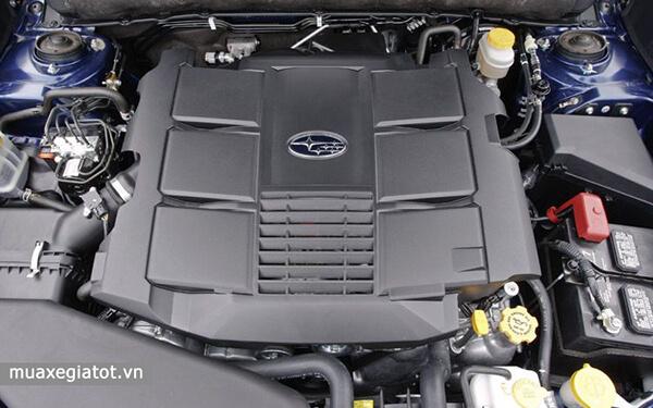dong co subaru legacy 2020 xetot com - Đánh giá xe Subaru Legacy 2021 - Xúc cảm Nhật Bản