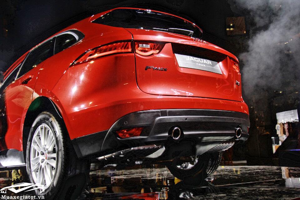 """gia xe jaguar f pace 2020 muaxegiatot vn 11 - Đánh giá xe Jaguar F-Pace 2021 - """"Chiến binh"""" SUV đầu tiên của Jaguar"""