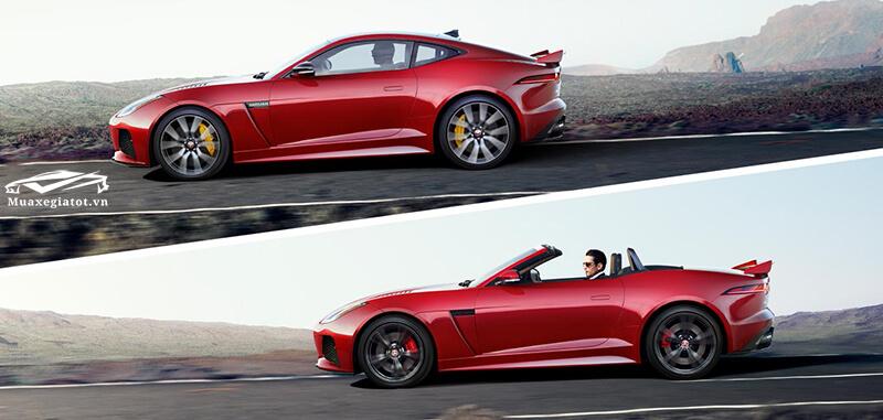 jaguar f type 2020 muaxegiatot vn 13 - Đánh giá xe Jaguar F-Type 2021 - Sinh ra để chinh phục
