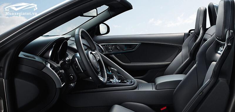 jaguar f type 2020 muaxegiatot vn 18 - Đánh giá xe Jaguar F-Type 2021 - Sinh ra để chinh phục