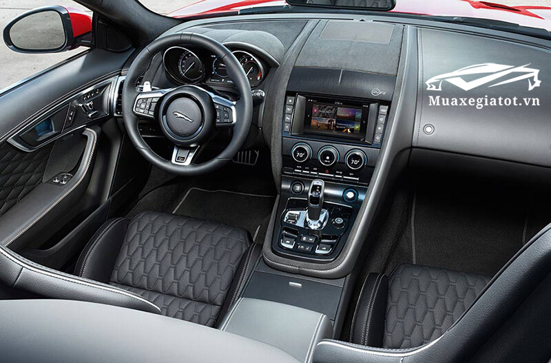 jaguar f type 2020 muaxegiatot vn 19 - Đánh giá xe Jaguar F-Type 2021 - Sinh ra để chinh phục