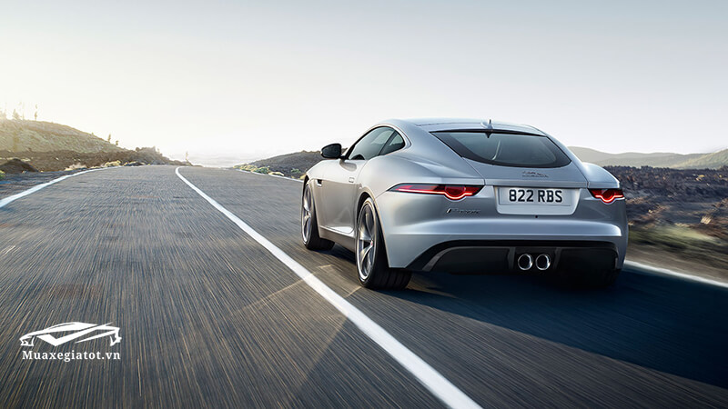 jaguar f type 2020 muaxegiatot vn 6 - Đánh giá xe Jaguar F-Type 2021 - Sinh ra để chinh phục