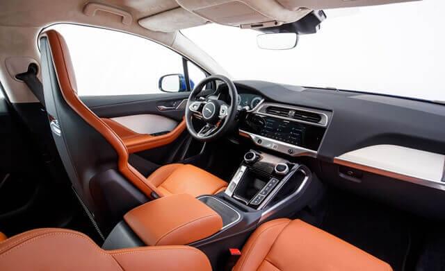 khoang lai xe jaguar i pace muaxegiatot vn - Đánh giá xe Jaguar I-Pace 2021 - Cảm xúc Anh Quốc