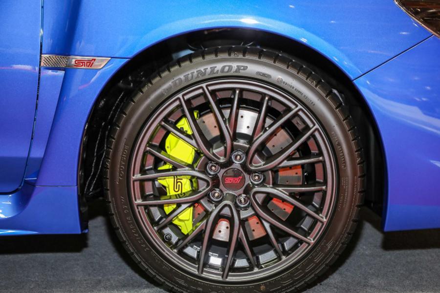 ngoai that subaru wrx sti 05 80635j - Đánh giá xe Subaru WRX Sti 2021 - Trải nghiệm xe đua