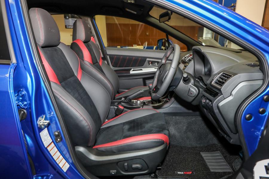 noi that subaru wrx sti 01 80630j - Đánh giá xe Subaru WRX Sti 2021 - Trải nghiệm xe đua
