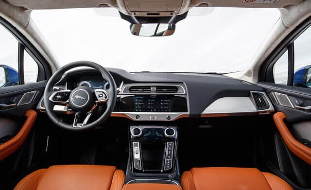 noi that xe jaguar i pace muaxegiatot vn - Đánh giá xe Jaguar I-Pace 2021 - Cảm xúc Anh Quốc