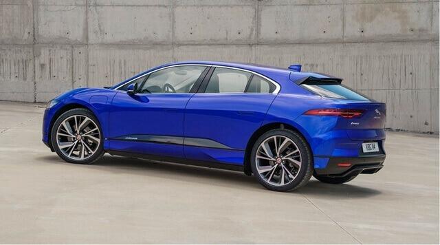 than xe jaguar i pace muaxegiatot vn - Đánh giá xe Jaguar I-Pace 2021 - Cảm xúc Anh Quốc