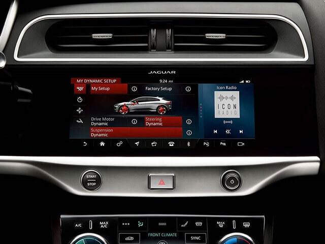 tien nghi xe jaguar i pace muaxegiatot vn - Đánh giá xe Jaguar I-Pace 2021 - Cảm xúc Anh Quốc