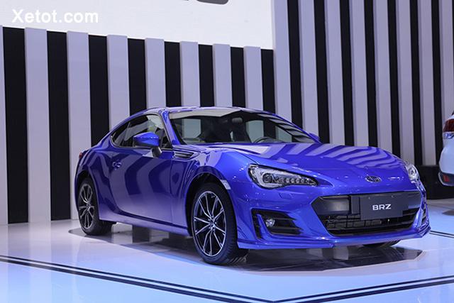 Chi tiết siêu phẩm Subaru BRZ 2020 kèm giá bán (03/2020)