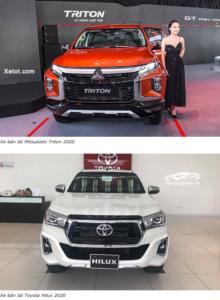 15 220x300 - So sánh Toyota Hilux 2021 và Mitsubishi Triton 2021 (2 Bản Full Option)