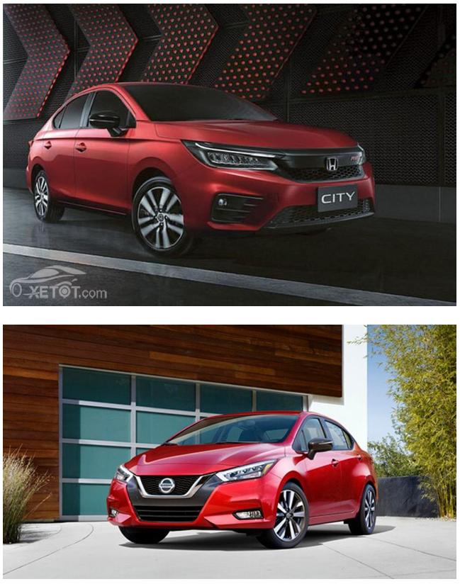 2 - Đồng loạt ra mắt, Honda City 2020 đối đầu kịch tính Nissan Sunny 2020