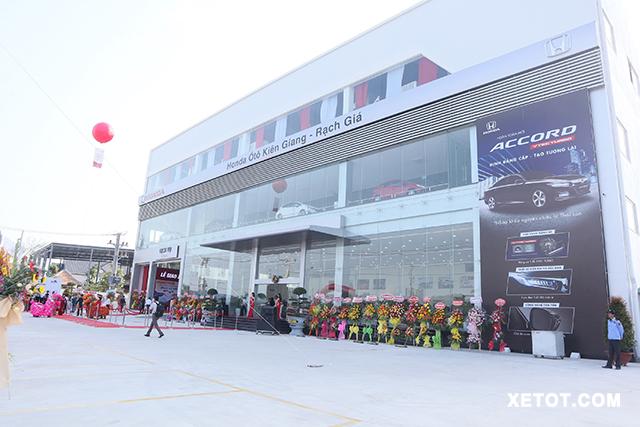 4 - Giới thiệu đại lý Honda ô tô Kiên Giang – Rạch Giá