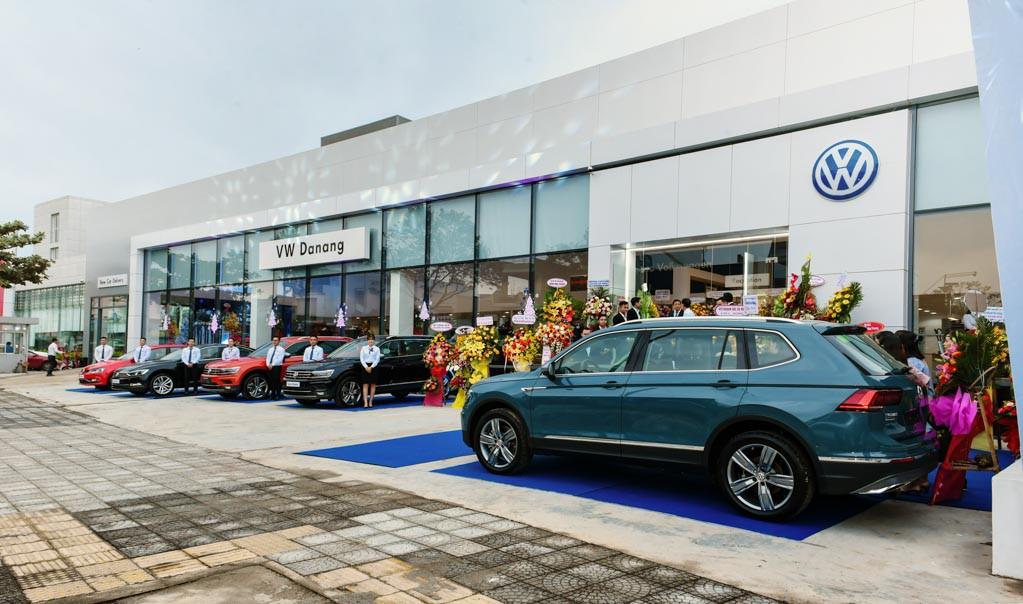 5 - Giới thiệu đại lý Volkswagen Đà Nẵng, Tp. Đà Nẵng