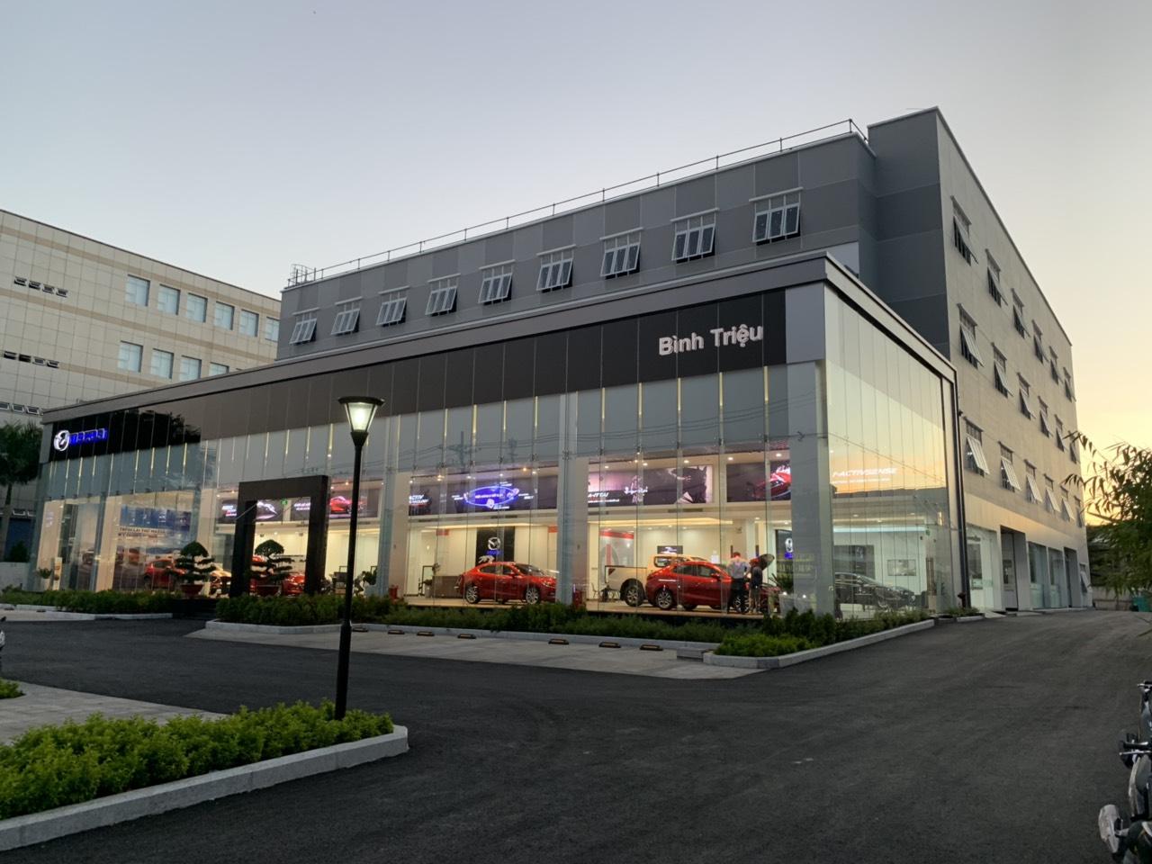 7 - Giới thiệu đại lý Mazda Bình Triệu, Tp. Hồ Chí Minh