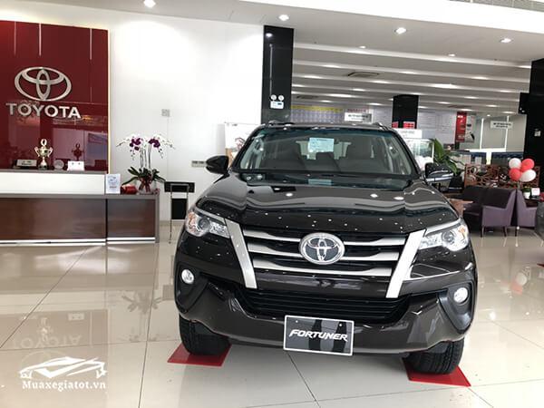 Toyota Fortuner G 2020 máy dầu