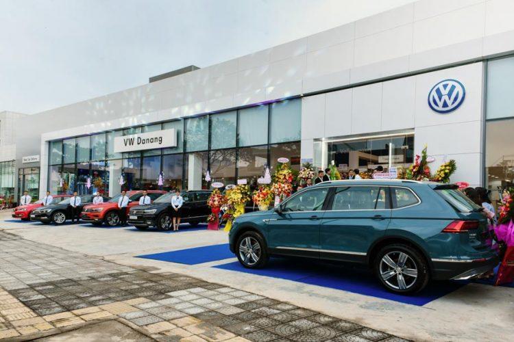 Giới thiệu đại lý Volkswagen Đà Nẵng, Tp. Đà Nẵng