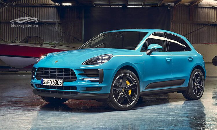 """Đánh giá xe Porsche Macan 2020 – Uy lực """"mãnh hổ"""""""