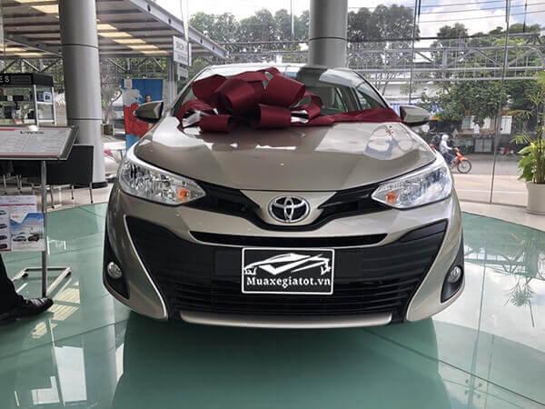 Chi tiết Toyota Vios 1.5E CVT 2020 – Tiện nghi đơn giản, cầm lái dễ dàng