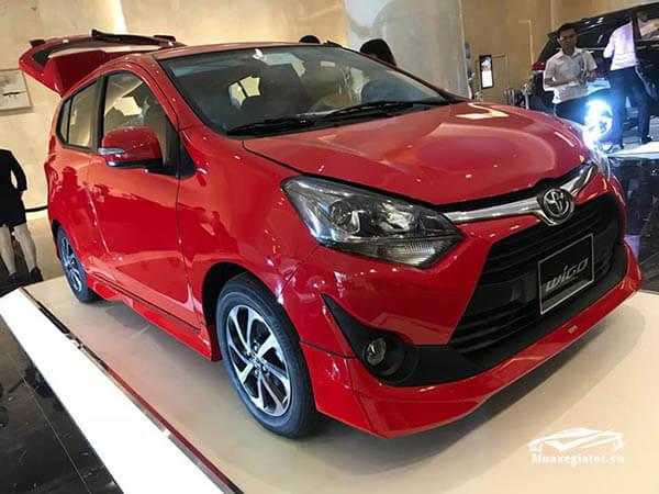 Chi tiết xe Toyota Wigo 1.2AT 2020 – Lái nhàn nhã, ít hao xăng