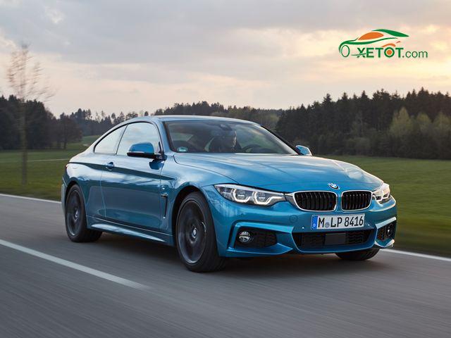 Giới thiệu các mẫu xe BMW 4-Series đang bán tại Việt Nam