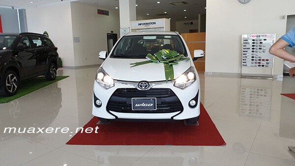 Chi tiết xe Toyota Wigo 1.2MT 2020 – Chiếc xe giá rẻ nhất của Toyota
